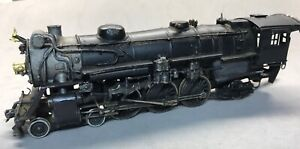 PFM Southern Railway PS-4 Pacific - Early Run - Needs TLC. Decals included. NOB