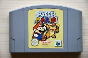 N64 - Paper Mario für Nintendo 64