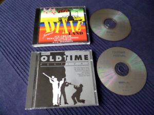 2CD Dixieland Forever & Oldtime Festival Chris Barber Acker Bilk Audiophile BELL
