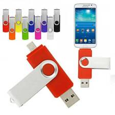 Memory Stick OTG USB Flash Drive 8-64GB USB 2.0For Android Devices/PC/Tablet Lot