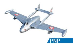 """Ready2Fly Venom DH-112 V2 90mm EDF """"silber"""" PNP mit Inrunner Motor"""