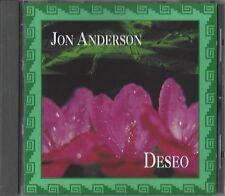 JON ANDERSON / DESEO * CD *
