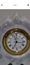 Lladro 5652 Marbella Porcelain Clock Made in Spain 1989