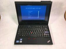 "Lenovo ThinkPad X220 12.5"" 2in1 Intel Core i5 2nd Gen 4GB RAM 250GB HDD Win10"