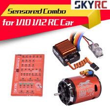 SKyRC Cheetah 8.5T 4000KV Brushless Motor Program Card+1/10 60A Sensored ESC