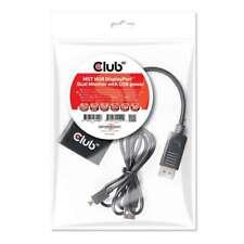 Club3D | CSV-6200 | Multi Streaming Hub | Displayport 2.1 | NEU OVP