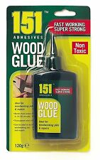 Brand New Woodworking Glue Super Strong Transparent Quick Dry Non Toxic Glue