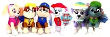 Set of 6 nickelodeon Paw Patrol 8