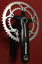 Crankset Fsa Sl-K Light Hollow Carbon BSA 52-38 165 Crankset Bike 10