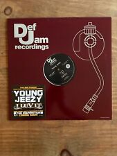 Young Jeezy I Luv it  New Promo Vinyl