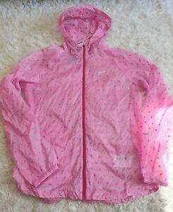 Womens nike running jacket size M