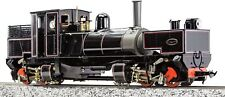 Accucraft  S19-28A  K1 Garratt, schwarz, liniert, Gas gefeuert, Live Steam, neu