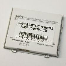 Sanyo Scp-28Lbps Li-Ion Battery Pack 3.7 V 920mAh for Katana Dlx Scp-8500 Silver