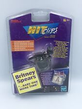 HASBRO Tiger 2002 HIT CLIPS Baladeur NEUF : BRITNEY SPEARS «BABY ONE MORE TIME»