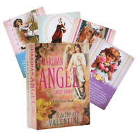 Guardian Angel Tarot Cards 78Pcs Card Deck Angel Oracle Divination Angel Cards