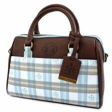 LOUNGEFLY Hogwarts Plaid Crossbody Bag