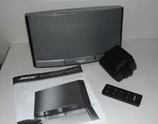 Bose SoundDock Portable Digital Music System Complete Set - Black N123 (43085)