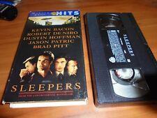 Sleepers (VHS, 1997) Robert De Niro, Dustin Hoffman, Kevin Bacon Used