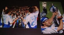 GREECE UEFA EURO 2004 FINAL RARE CELEBRATION LAB QUALITY GLOSS PHOTOGRAPHS SET C