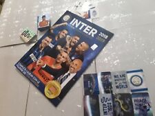 ALBUM INTER 2018-19 +SET COMPLETO +SPECIAL CARD FIGURINE ED.EURO PUBLISHING