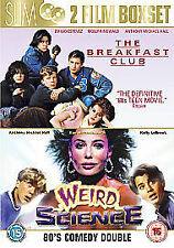 The Breakfast Club/Weird Science (DVD, 2006, 2-Disc Set)