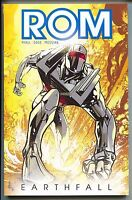 ROM Spaceknight Earthfall 1 TPB IDW 2017 NM+ 9.6 0 1 2 3 4 Revolution New