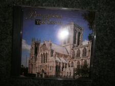BEST LOVED HYMNS FROM YORK MINSTER CD (1996)