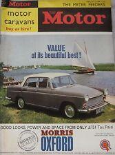 Motor magazine 12/2/1964 featuring Wolseley 6/110 road test