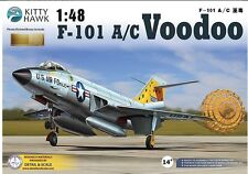 Kitty Hawk KH80115 1/48 F-101 A/C Voodoo