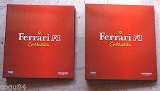 2 raccoglitori + 50 fascicoli - Ferrari F1 Collection - Fabbri Ed. - COMPLETO