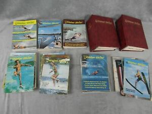 Lot 70 Water Skier Magazines Water Skiing Ski 1970-1979