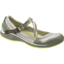 $85 Chaco Keel Loden Green 9.5 Mary Jane Hiking Sporty Women Awesome Flat Shoes