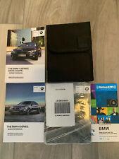 2018 BMW 4 Series Vehicle Owners Manual OEM