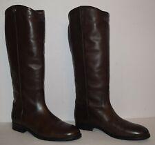 Frye Melissa Button 2 Smoke Wide Calf Tall Boots Women's Size 9 M EUC