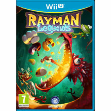 Rayman Legends Nintendo Wii U WiiU Brand New & Sealed UK Seller FREE DELIVERY