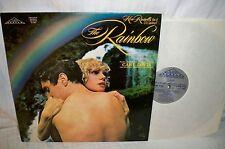 THE RAINBOW ken russell sexy UK press silva screen carl davis M- LP