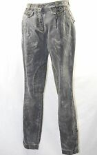$330 Dolce & Gabbana D&G 40 6 Horse Riding Equestrian Jeans Pants Women Italy