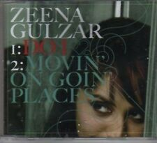 (BD6) Zeena Gulzar,Do I/Movin' On Goin' Places- 2005 CD
