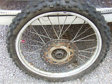 "Kawasaki KX 80 & 100 (1988-1997) Front Big Wheel 19"" - USED"