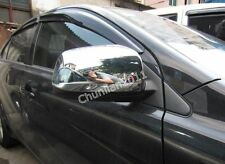 Chrome Side Mirror Cover for 2008-2015 Mitsubishi Lancer 2 pieces