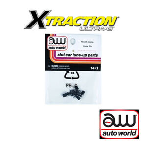 NEW Auto World Guide Pin 6 Pack HO Scale FREE US SHIP