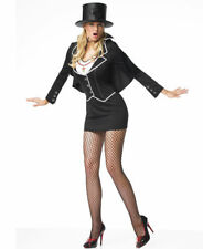 Leg Avenue 83082 Sexy Vampire Halloween Costume Dress Only Adult Small #5414