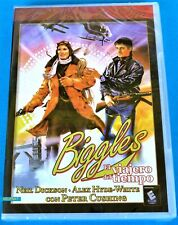 BIGGLES El viajero del tiempo BIGGLES Adventures in Time DVD R2 English Español
