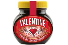 More details for 8 x valentines marmite 250g special edition jar unopened bbf: july 2020 rare