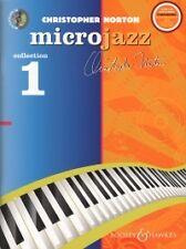 MICROJAZZ COLLECTION 1 Norton Piano Book & CD*
