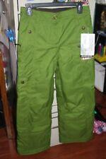 Green Obermeyer Kid Snow Ski Pants Size 14.