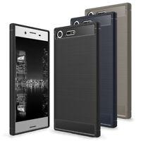 Sony Xperia XZ Premium Coque Téléphone Protection Portable Mince Caoutchouc TPU