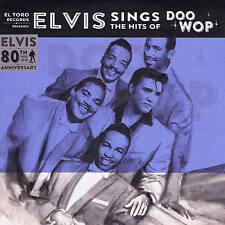 ELVIS PRESLEY - SINGS THE HITS OF DOO WOP (4 x 50s Rockers) - 2015 release