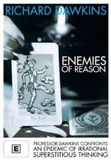 Richard Dawkins Enemies Of Reason DVD Region 4 Documentary