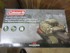 Coleman atv rear padded bottom bag camo new
